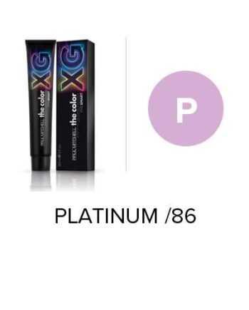 P: Platinum /86 – Color XG