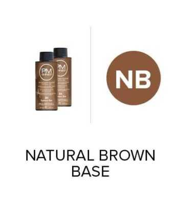 NB: Natural Brown Base