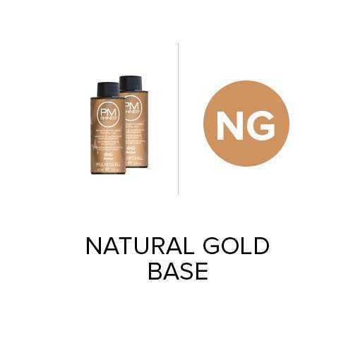 NG: Natural Gold Base