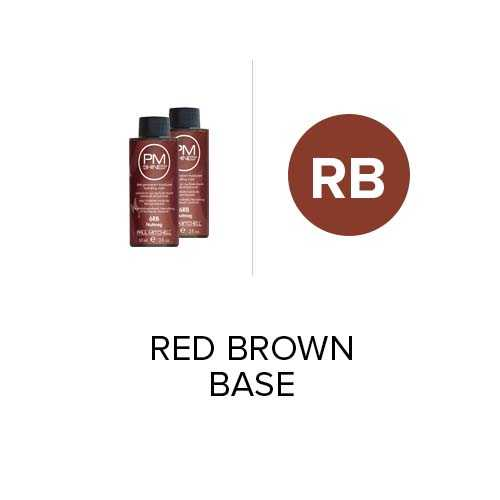 RB: Red Brown Base