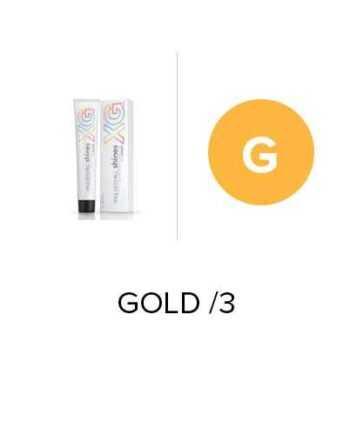 G: Gold /3