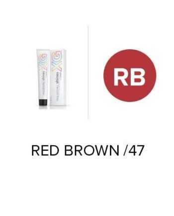 RB: Red Brown /47