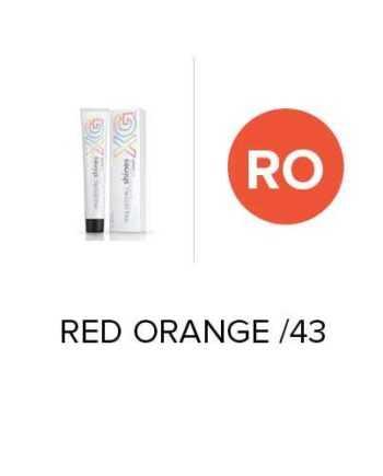 RO: Red Orange /43